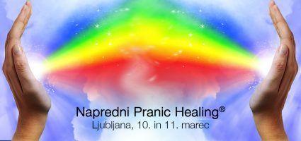 Napredni Pranic Healing®