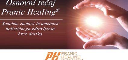 Pranic Healing 1. stopnja