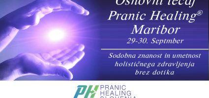 Osnovni Pranic Healing v Mariboru